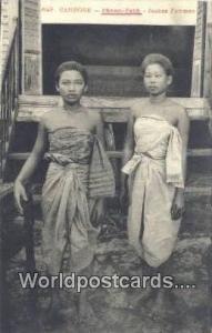 Camboge, Phnom, Penh Cambodia, Cambodge Jeunes Femmes Camboge, Phnom, Penh Je...