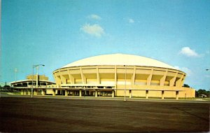 Tennessee Memphis New Mid-South Coliseum Mid-South Fairgrounds