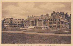 New Hampshire Hanover Amos Tuck School Dartmouth College Albertype