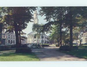 Pre-1980 CHURCH SCENE Springfield Massachusetts MA AD1472