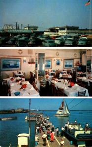New Jersey Atlantic City Captain Starn's Restaurant and Boating Center