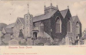 Ilfracombe Parish Church, Devon, England, United Kingdom, PU-1906