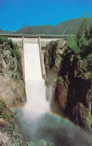 Cleveland Dam Spillway, VANCOUVER, British Columbia, Canada, 40-60´s