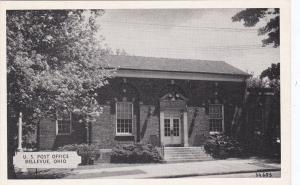 BELLEVUE, Ohio; 30-50s; U. S. Post Office