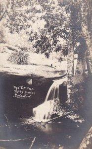 RP; BUNDANOON, New South Wales, Australia, 1930-1940s; The Top Fall Fairy Bower