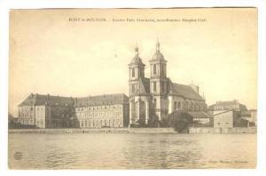 Ancien Petit Seminaire, Actuellement Hospice Civil, Pont-A-Mousson (Meurthe-e...