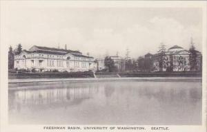 Washington Seattle Freshman Basin University Of Washington Albertype