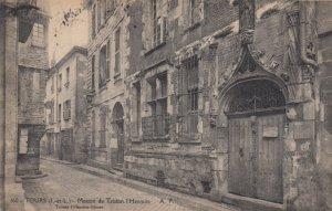 TOURS , France ,1900-1910s , Maison de Tristan l'Hermite
