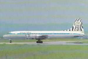 African Safari Airways Britannia 313 5Y ALT