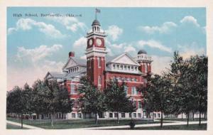 Oklahoma Bartlesville High School