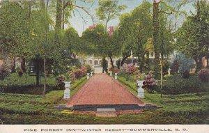 South Carolina Summerville Pine Forest Inn Winter Resort