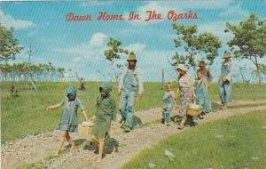 Missouri Ozarks Livin Hillbilly Style 1970