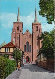 Denmark Roskilde Domkirke The Cathedral