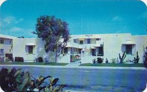 Florida Hollywood The Patio Apartments