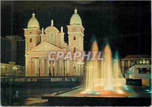 Modern Postcard Basilica of the Virgen Venezuela Maracaibo Edo Zufia