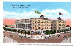 New Jersey Atlantic City The Lexington Hotel