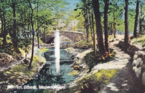 Small Bridge, Westmount Park, Montreal, Quebec, Canada, 1910-1920s