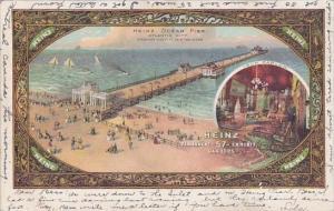 New Jersey Atlantic City Heinz Ocean Pier 1908