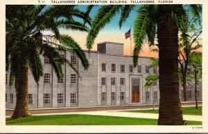 Florida Tallahassee Administration Building