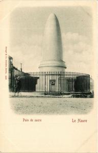 CPA Le Havre-Pain de sucre (347934)