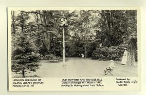 pp1462 - Twyford - Hanger Hill , Sir Moague & Lady Nelson  - Pamlin postcard