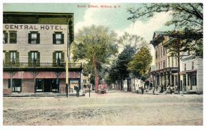 1593  NY Milford   Central Hotel