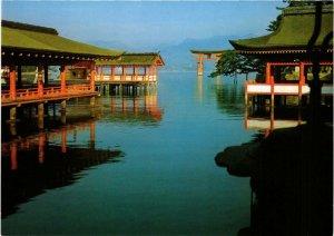 CPA MIYAJIMA Itsukushima Shrine JAPAN (677186)
