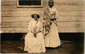 CPA DIEGO-SUAREZ Camp d'Ambre Ramatoa Malgache et Hova MADAGASCAR (709588)
