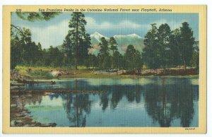 SF Peaks in the Coconino National Forest Cureteich Co. Near Flagstaff AZ VPC1.