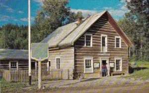 Canada Cottomwood House Barkerville British Columbia