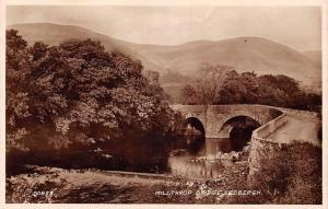 Millthrop Bridge Sedbergh, Yorkshire Dales National Park 1945
