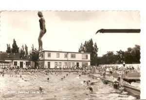 Postal 036375 : Horst  Zwembad De Wilgert