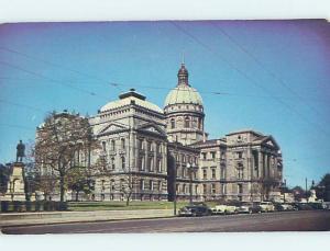 Pre-1980 BUILDING Indianapolis Indiana IN ho0704