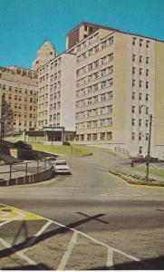 Street view,  General Hospital,  Saint John,  New Brunswick,  Canada,  40-60s