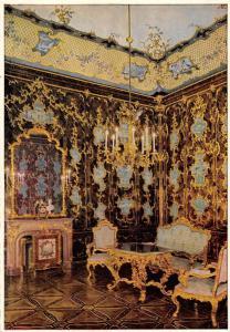 Wien Schloss Schoenbrunn Das Millionenzimmer The Millions Room Castle