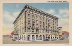 Indiana South Bend The Oliver Hotel Curteich