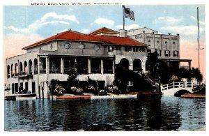 Michigan Detroit Boat Club Belle Isle