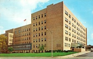 Michigan Pontiac General Hospital Seminole At West Huron 1965