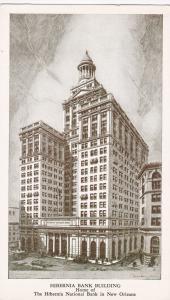 NEW ORLEANS , Louisiana , 1930s; Hibernia Bank Building