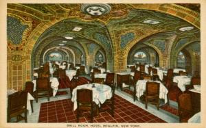 NY - New York City. Hotel McAlpin, Grill Room