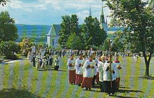 Canada Ontario Midland Martyr's Shrine Mass