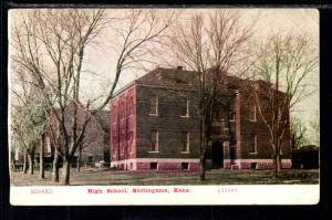High School,Burlingame,KS BIN