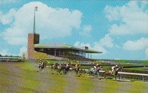 New Jersey Atlantic City Race Course Racing On The Main Course
