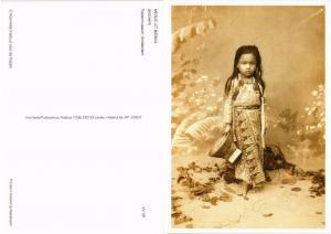 CPM Meisje uit Batavia INDONESIA (619932)