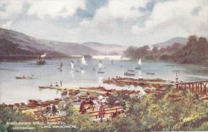 Bowness Bay , Boat Landing Stage , UK , 00-10s