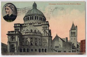 Christian Science Church, Boston MA
