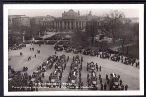 Funeral for the Mayor of Vienna