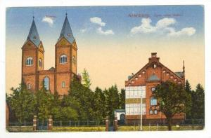 Arenberg, Germany, 00-10s  (gen roter Hahn.)