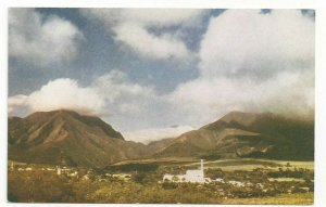 WAILUKU, Maui, Hawaii, 1940-60s; Iao Valley