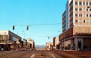 Washington Everett Hewitt Avenue Looking East